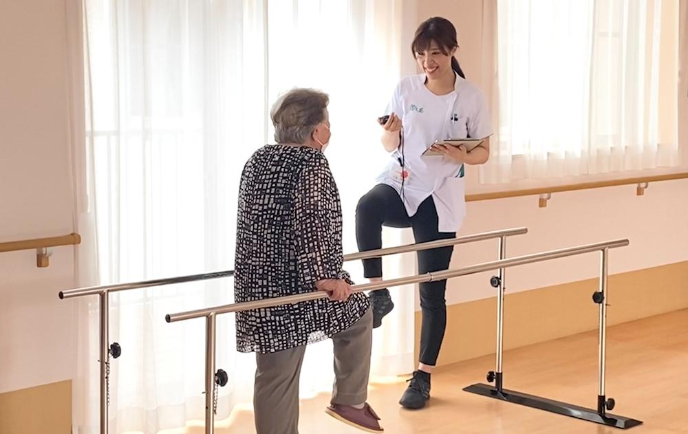 陽だまり苑:ショートステイ:医療との連携による健康管理